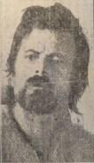 Badea Cartan portret din ziarul vremii