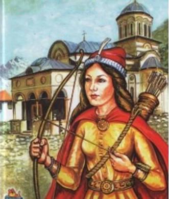 Alexandria fata de la Cozia