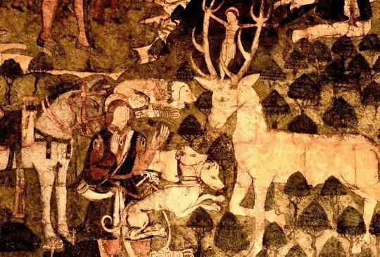 Legenda sfântului Eustache