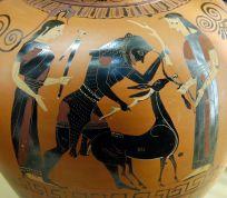 Ciuta capturat din muncile lui Herakles