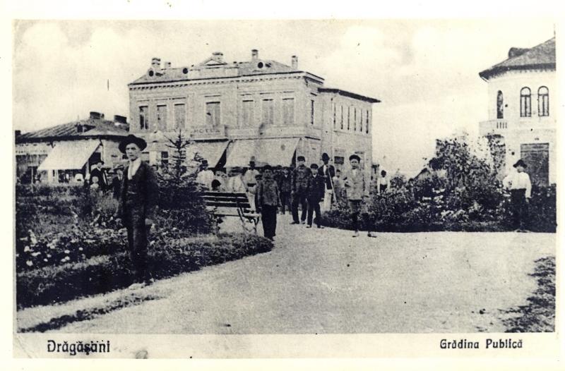 gradina publica Dragasani