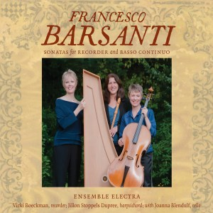 coperta album Francesco Barsanti