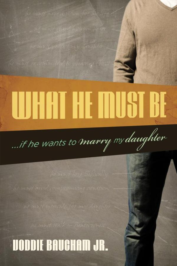 What He Must Be Book