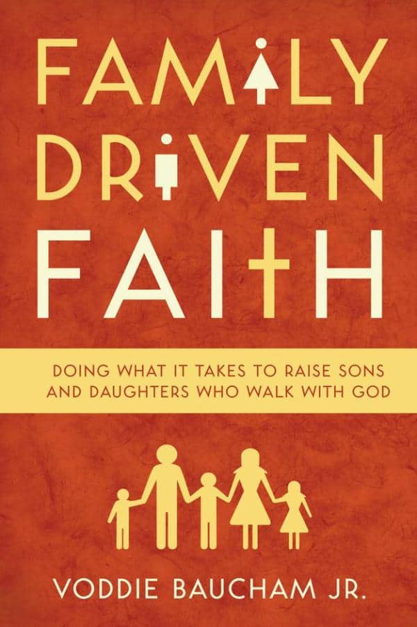 Family Driven Faith Book