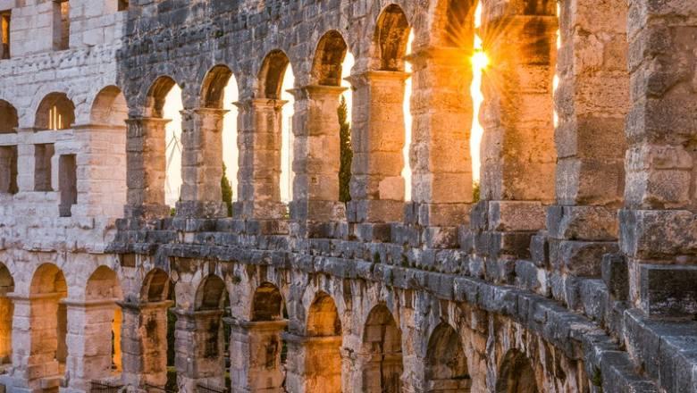 Ture za Koloseum, Rimski forum i Palatin