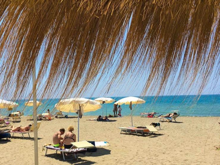 Ostia (foto: Paradise Beach Ostia/Facebook)