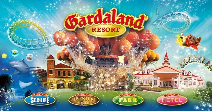 Gardaland park zabave