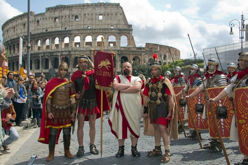 Neobični Rim