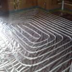 podlahobé topení
