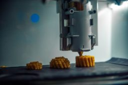 foodini 3d food printer werkend