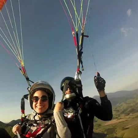 Comprar voo de parapente em picos diversos do Rio de Janeiro, Baixa Fluminense, Niterói ou outras regiões do Brasil