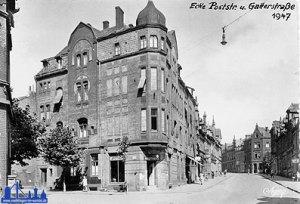 Engel-Apotheke 1947 (Foto: Stadt VKL)