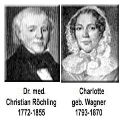 Geh. Sanitätsrat Dr. Christian Röchling - Quelle: Die Gründerfamilie Röchling