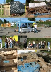 Impressionen vom Grabungsfest 2007