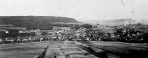 Blick auf Geislautern von 1908