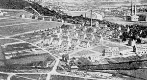 Der Heidstock um 1940