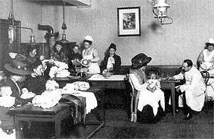 Mütterberatung (Quelle: Saarstahl AG)