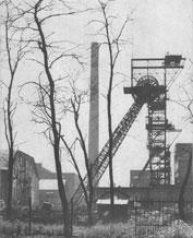 Grube Luisenthal; Quelle: Saarheimat 4 1977 (Titelblatt)