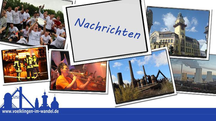 Nachrichten - Aus Völklingen und seinen Stadtteilen (Symbolbild)