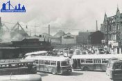 Um 1970 am Bahnhof