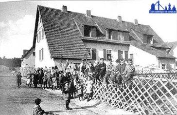 Rotenberg 1910 (Sammlung Heimatkundlicher Verein Warndt)
