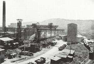Zementfabrik (Quelle: Saarstahl AG)