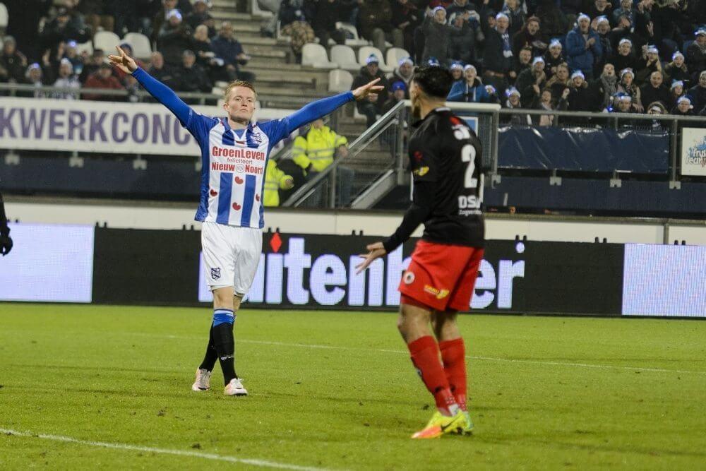 Image result for SC Heerenveen 2-1 Excelsior