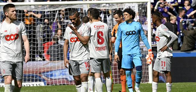 Foto: 'Nieuwe tegenvaller voor Standard, ook tweede verdediger out voor het seizoen'