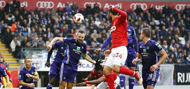 Foto: 'Standard wil flankaanvaller uit de handen van Anderlecht grissen'