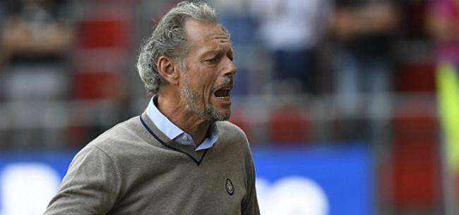 Foto: Preud'homme bezorgt Anderlecht opsteker vlak voor clash