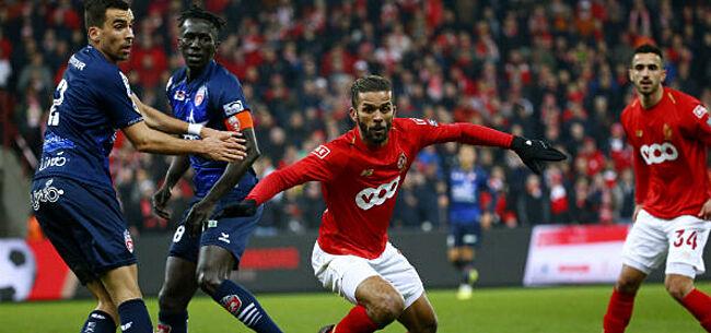 Foto: Loodst Bayat derde speler van Moeskroen naar Standard?
