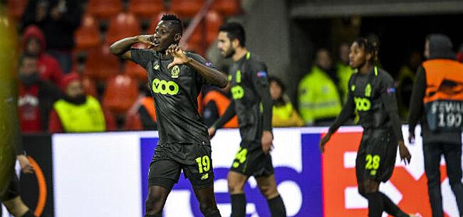 Foto: 'AC Milan lonkt naar revelatie van Standard'