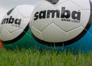 samba bal standaard foto