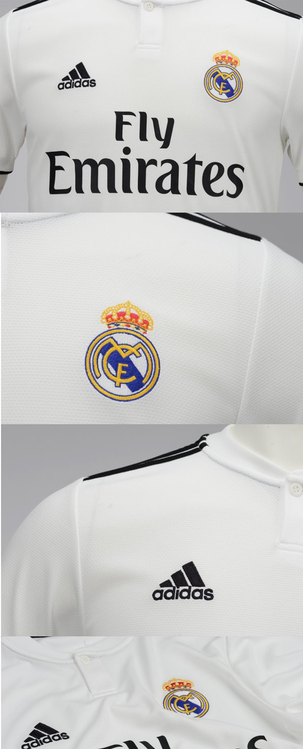 Camiseta Madrid 2018-2019