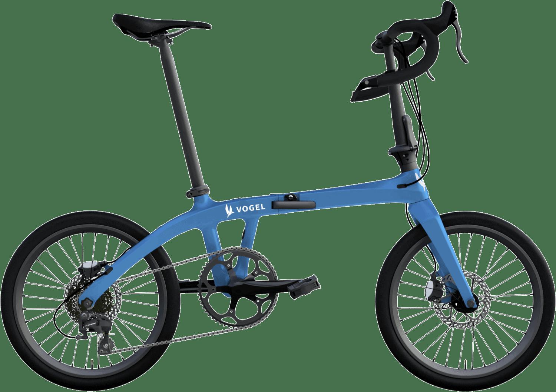 Blue Curie Lux