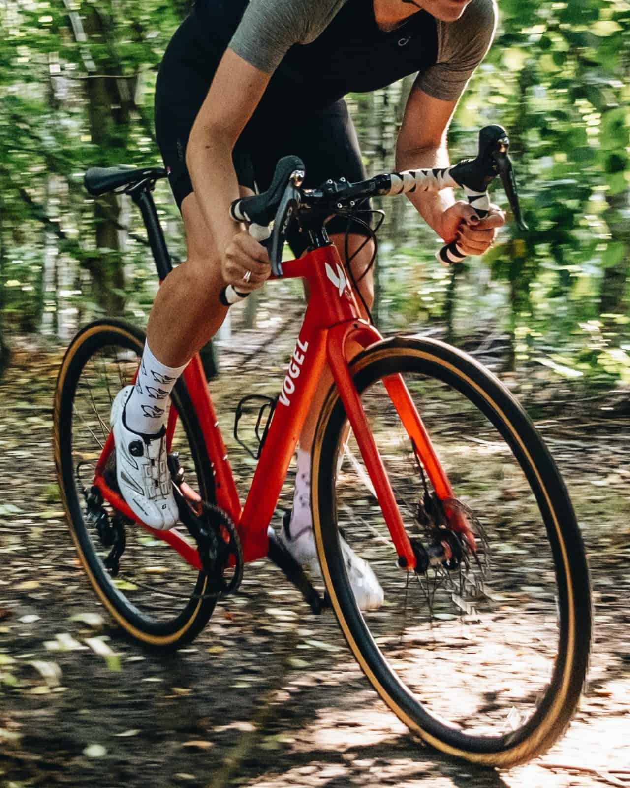 Vogel Bikes | Trine Schmidt on a GF-001