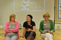 Die Herbergsmütter beim 3. stARTcamp Köln