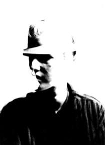 Selbstportrait mit Hut