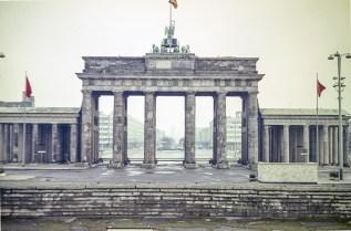 Brandeburger Tor 1967