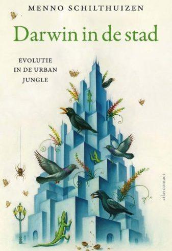 Uitgelezen: Darwin in de stad – Menno Schilthuizen