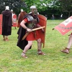 Scene di vita dell'antica Roma