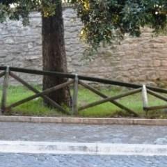 Staccionata via Ercolano