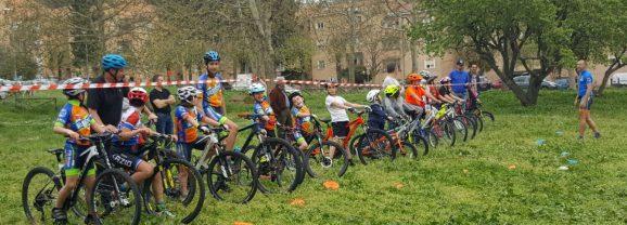 Mountain bike al Parco Ibernesi