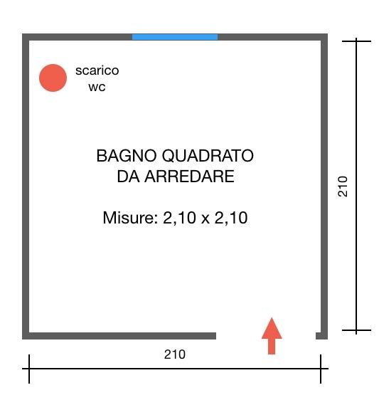 progetto-bagno-quadrato