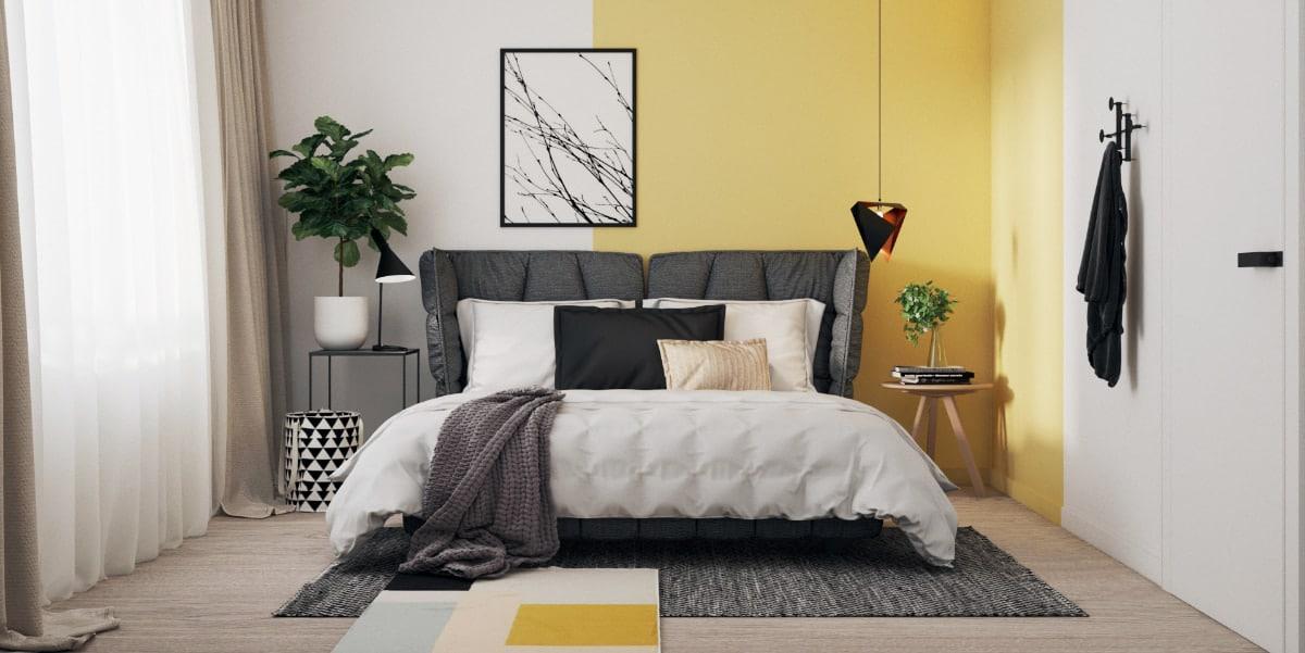 Per aiutarti abbiamo una splendida selezione di mobili e complementi d'arredo, e ce n'è per tutti i prezzi e per tutti gli stili! 8 Idee Per Arredare La Parete Dietro Il Letto Guida 2021