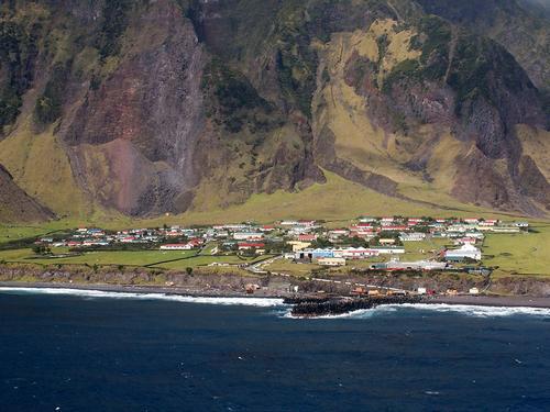 Tristan de Cunha, arcipelago nell'Atlantico