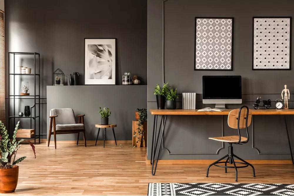 Avete bisogno di creare un piccolo studio o ufficio in casa su misura per voi? 5 Idee Per Arredare Lo Studio In Casa Per Lo Smart Working
