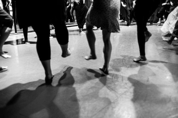 Grazie a Tullia la cultura della danza popolare italiana arriva anche a Parigi