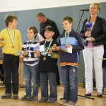 Grundschule Neumark gewinnt den Wanderpokal
