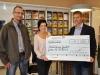 IG Greizer Neustadt e.V. übergibt Spenden